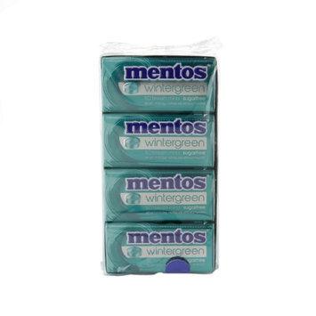 Mentos Sugar Free Breath Mints, Wintergreen, 12 ea