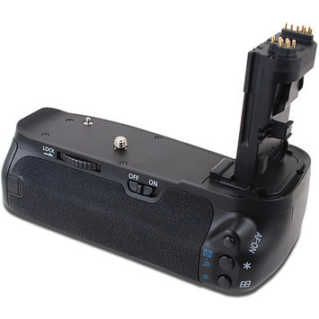 Bower Energizer Canon 60D Battery Grip