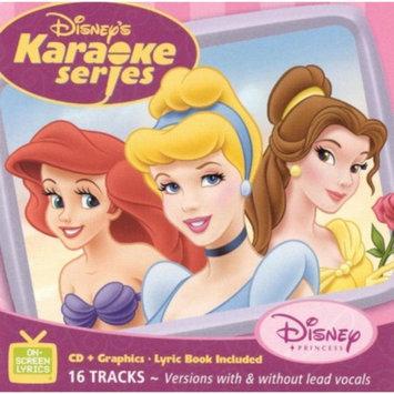 Disney's Karaoke Series - Disney's Karaoke Series: Disney Princess