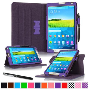 roocase Samsung Galaxy Tab S 8.4 Case - Dual View Multi-Angle Stand 8.4-Inch 8.4