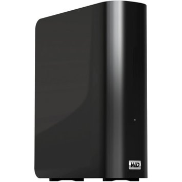 Western Digital WD My Book 2TB External Hard Drive (WDBFJK0020HBK-NESN) - Black