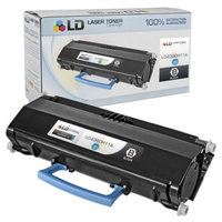 LD © Compatible E360H11A High Yield Black Laser Toner Cartridge for Lexmark