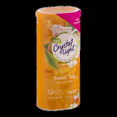 Crystal Light Drink Mix Sweet Tea - 6 CT