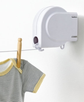 Whitmor Retractable Clothesline