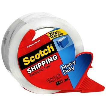 Scotch Shipping Packaging Tape - School Supplies