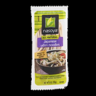 Nasoya All Natural Japanese Udon Noodles