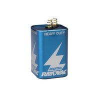 Rayovac Rayovac - Lantern Batteries 6V Lantern Battery W/Spring Terminal Industrial: 620-6V-Hdm - 6v lantern battery w/spring terminal industrial