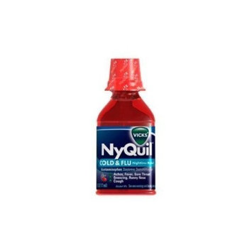 Nyquil Cherry Liquid 6 oz. (3-Pack)
