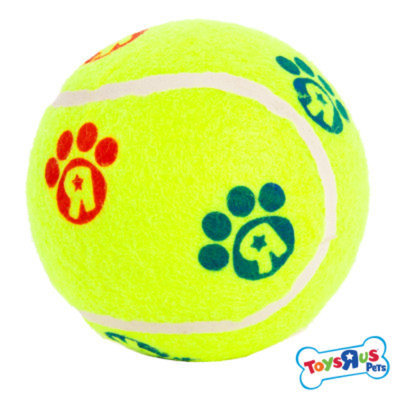Toys R Us Tennis Ball Dog Toy
