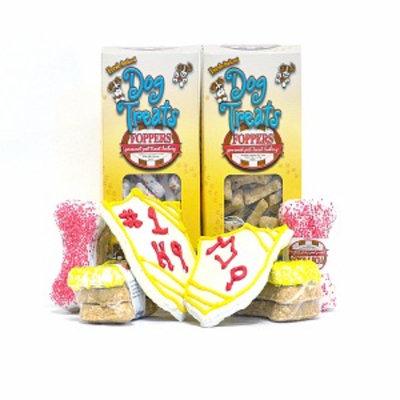 Foppers Gourmet MVP 158 piece Gourmet Dog Treat Gift Set