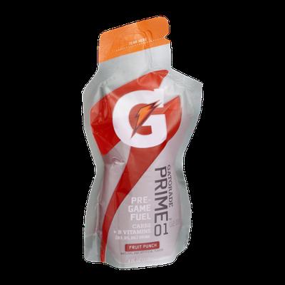 Gatorade Prime 01 Fruit Punch