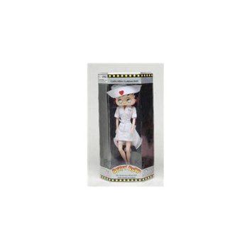 Precious Kids 31123 Nurse Betty Boop Fashion Doll