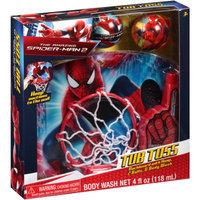 MARVEL HEROES-MARVEL Marvel The Amazing Spider-Man 2 Tub Toss Gift Set, 4 pc