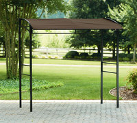 Essential Garden Grill gazebo with fabric canopy - YEH HUNG PLASTIC CO, LTD.