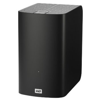 Western Digital WD My Book VelociRaptor Duo for Mac 2TB External Hard Drive - Black