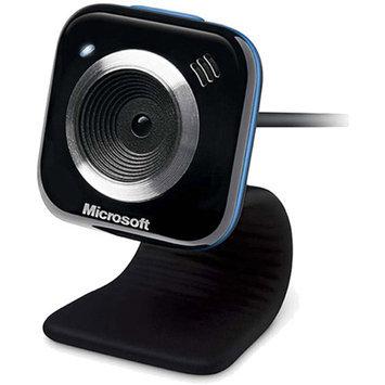 Microsoft LifeCam VX-5000 Webcam, Blue