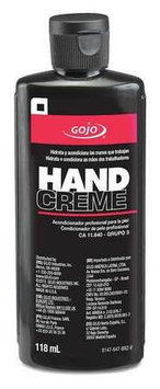 GOJO 8147-12-BRZ00 Conditioning Hand Creme, Unscented, PK12