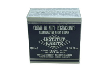 Institut Karite Paris Regenerating Night Cream 25% Shea Butter 3.38 oz