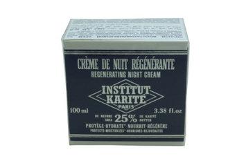 Institut Karite Paris Regenerating Night Cream 25% Shea Butter 3.38 oz