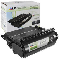 LD Compatible Black Laser Toner Cartridge for Lexmark 12A6765 (T620, T622, X620 Series Printers)