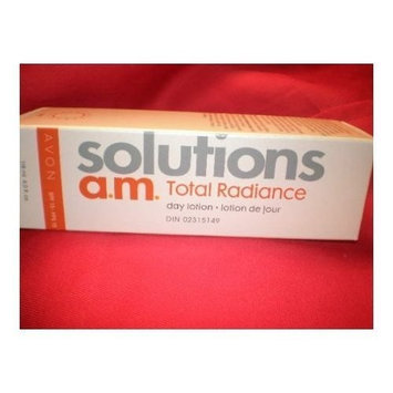 solutions am day lotion Avon Solutions a.m. Day Lotion SPF15 lotion de jour 4oz.