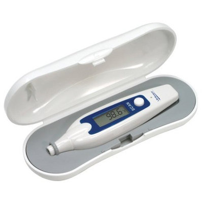 LifeSource UT-202 Instant-Read Digital Ear Thermometer