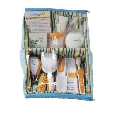 Safety 1st Baby's 1st Deluxe Healthcare and Grooming Kit (Discontinued by Manufacturer)