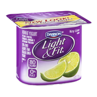Light & Fit® Key Lime Non-Fat Yogurt
