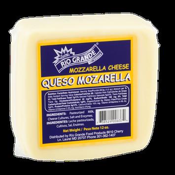 Rio Grande Mozzarella Cheese