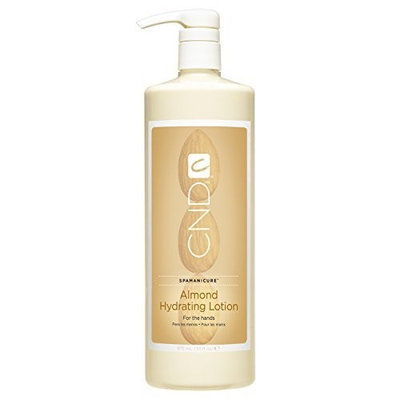 Cnd Cosmetics Creative Nail Design Almond Hydrating Lotion, 33 Fluid Ounce