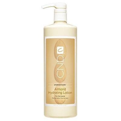 Cnd Cosmetics Creative Nail Design Almond Hydrating Lotion, 33 Fluid Ounce