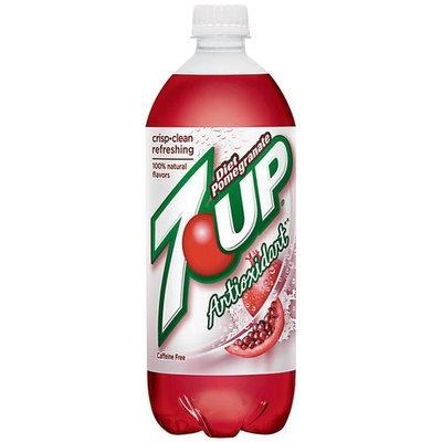 7up Diet 7 Up Pomegranate Antioxidant Soda, 2 l
