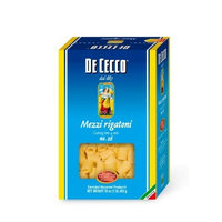 De Cecco Mezzi Rigatoni, 16-Ounce Boxes (Pack of 5)