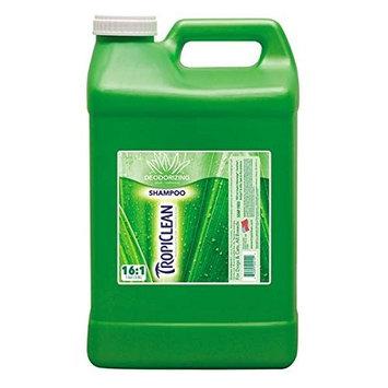 Tropiclean Deodorizing pet Shampoo - Aloe and Oatmeal (16:1 - 1 Gal.)