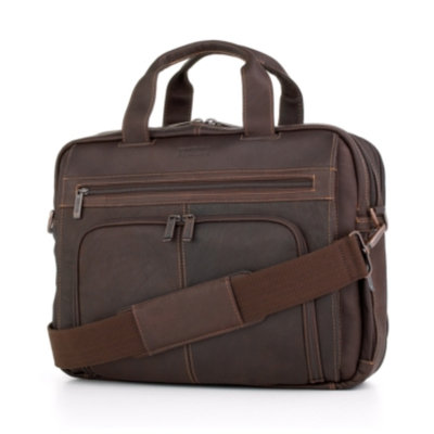 Kenneth Cole Reaction Columbian Leather Expandable