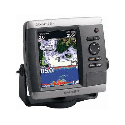 Garmin Gpsmap 541 Series Marine Gps Receiver Gpsmap 541S With Dual-Freq Transducer