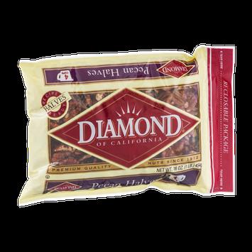 Diamond Pecan Halves