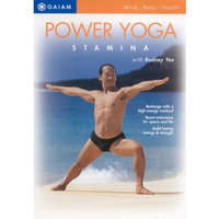 Gaiam Power Yoga: Stamina DVD with Rodney Yee