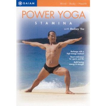Gaiam Power Yoga: Stamina DVD with Rodney Yee