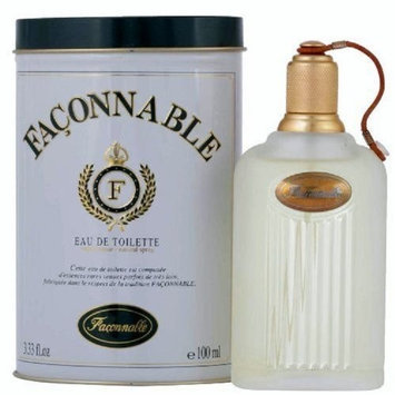 FACONNABLE by Faconnable Cologne for Men (EDT SPRAY 3.3 OZ)