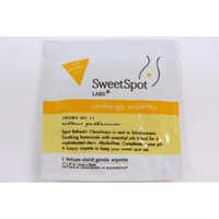 SweetSpot Labs on-the-go wipettes Citrus Galbanum (case of 500)