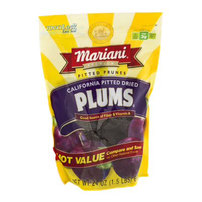 Mariani California Pitted Dried Plums