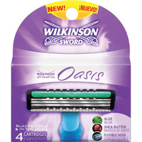 Wilkinson Sword Oasis Cartridges