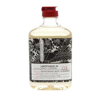 Apotheke:M Blackcurrent Fig Nourishing Body Cleanser - 10.5 oz