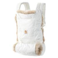 ERGObaby Ergobaby Designer Collection Winter Edition Baby Carrier - White