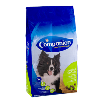 Companion Dog Food Original Formula