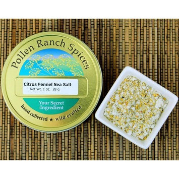 Pollen Ranch Citrus Fennel Sea Salt (1 oz.)