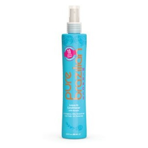 Pure Brazilian Leave-in Conditioner with Keratin 6.78 Oz