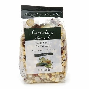Canterbury Naturals Roasted Garlic Potato Corn Classic Artisan Soup Mix