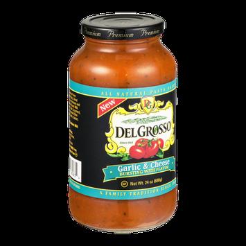 DelGrosso Pasta Sauce Garlic & Cheese